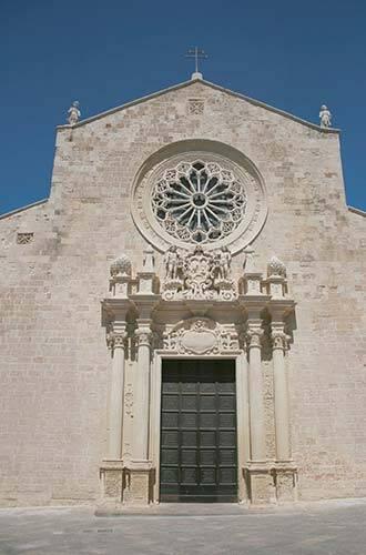 Lido la Castellana Otranto Cattedrale Bizantina